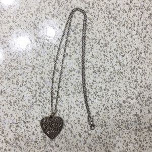 """""""A Very Special Daughter"""" Necklace"""